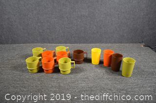 Tupperware Mugs and Tumblers