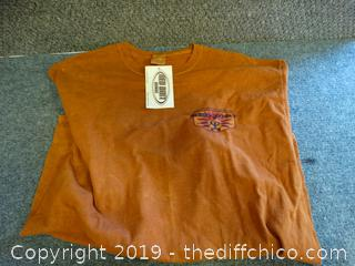 Hawaii Red Dirt Shirt With Tags xl