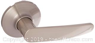 Copper Creek JL2290SS Jayne Dummy Door Lever, Satin Stainless - Box of 12 (J15)
