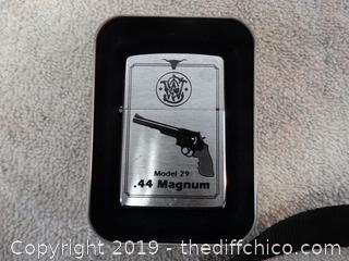 Model 29 .44 Magnum Zippo NIB