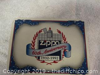 60 Anniversary Zippo