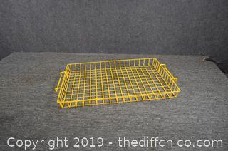Rubber Coated Tray