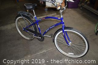 26in Gold Coast Giant Bike
