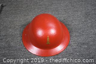 Marx Child's Helmet
