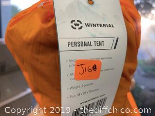 WINTERIAL SINGLE PERSON TENT (J16)
