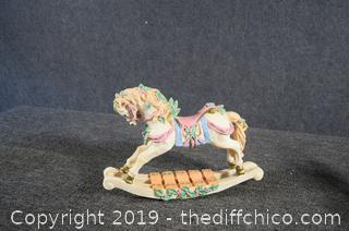Rocking Horse Collectible