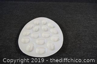 Egg Plate / Server