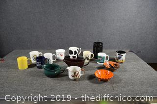 Coffee Cups and More