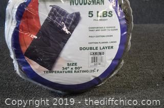 Woodsman Sleeping Bag