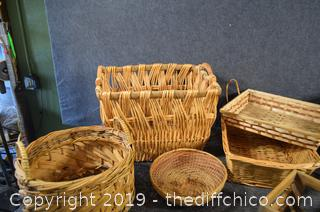 Baskets and More