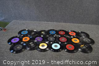 20-45rpm Records