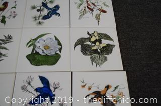 9 Decorative Tiles