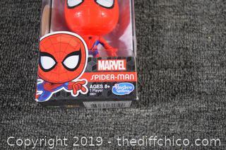 Marvel Rubiks Crew NIB Spider Man