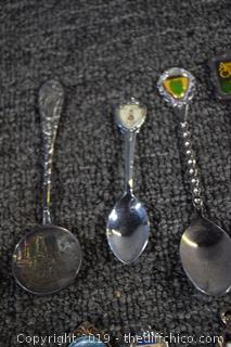 20 Collectible Spoons