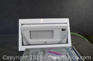 New GE Microwave