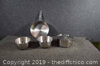 Pots, Pans and Bowls