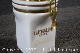Gevalia Kaffee Canister