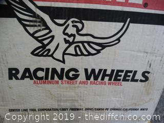 Center Line Racing Rim