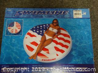 NIB Swimline Raft