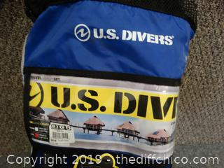 NIB US Divers Set