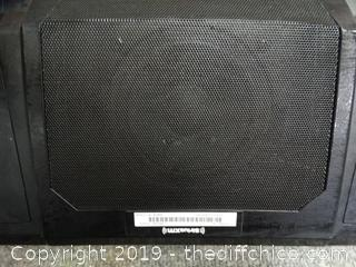 SIRIUS Subwoofer untested no cord