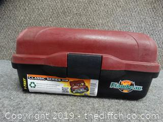Flambeau Tackle Box With Contents