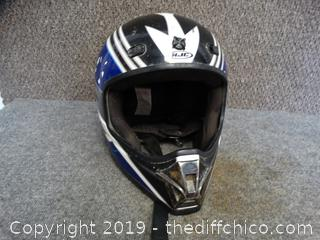 HJC Helmet size XXL