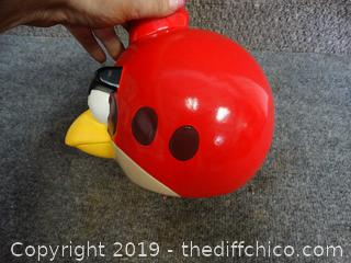 Angry Birds Penny Bank (needs stopper)