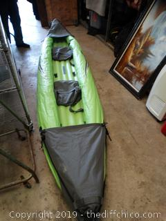 Blow up Canoe 12FT 4""