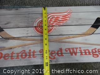 Detroit Red Wings Sign