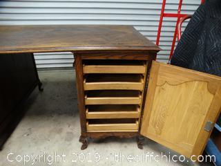 Beautiful 3 Piece Desk