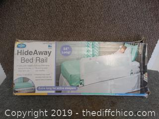 Hide Away Bed Rail NIB