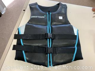 Driftsun Life Jacket (J9)