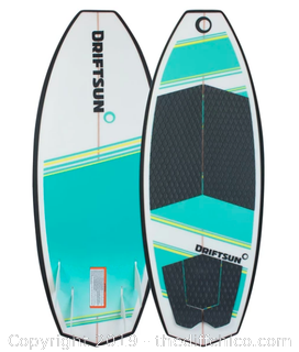 Driftsun Throwdown Wakesurf Board (J20)