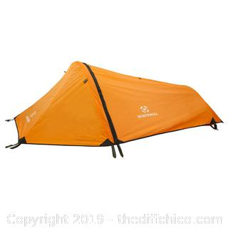 WINTERIAL SINGLE PERSON TENT (J25)