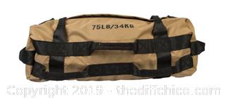 Ultra Fitness Gear, Heavy Duty Workout Sandbag - 75 lb. (J33)