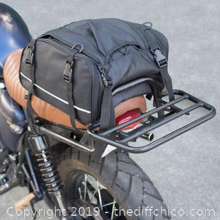 Vuz Moto Expandable Tail Bag (J43)