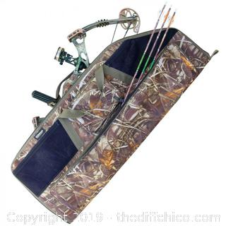 Elkton Outdoors Deluxe Bow Case (J49)