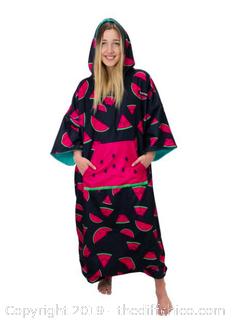 Driftsun Surf Poncho, Privacy Changing Robe (J56)