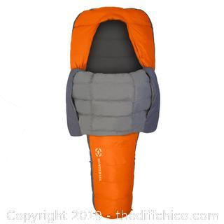 Winterial Zipperless Down Sleeping Bag (J105)