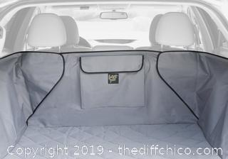 Frontpet SUV Pet Cargo Liner With Quilted Top - Grey (J111)