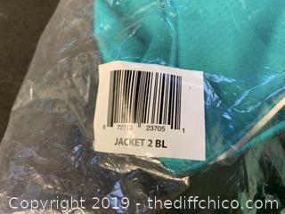 Frontpet Ultra Light Waterproof Dog Jacket - X-Large (J142)