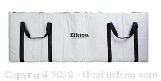 Elkton Outdoors Fish Cooler Bag With Carry Strap & Storage Bag (J150)