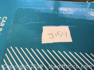 WINTERIAL BACKSEAT INFLATABLE CAR MATTRESS - BLACK (J154)
