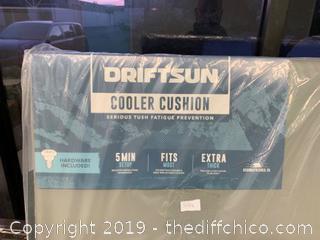 Driftsun Premium Cooler Seat Cushion - Fits 110Q Driftsun Ice Chests (J188)