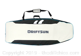 Driftsun 62 x 24 Inch WakeSurf Bag, Fits boards up to 5 ft. 2 in. long (J192)