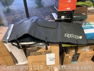 Zydek Bike Rack for Mountain Bikes, Tailgate Rack Crash Protection Pad (J193)