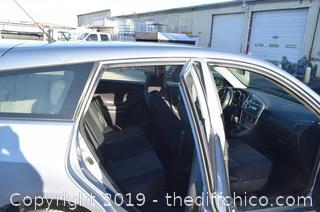 2005 Toyota Matrix Sports Wagon 4D