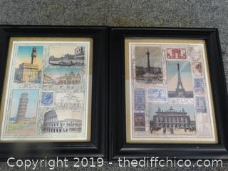 2 Stamp Collection Pictures