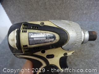 Makita Working Impact Drill wks no battery